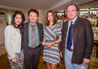 Michael Chance, Jean-Luc Tingaud, Naama Goldman & Lucy Woodruff